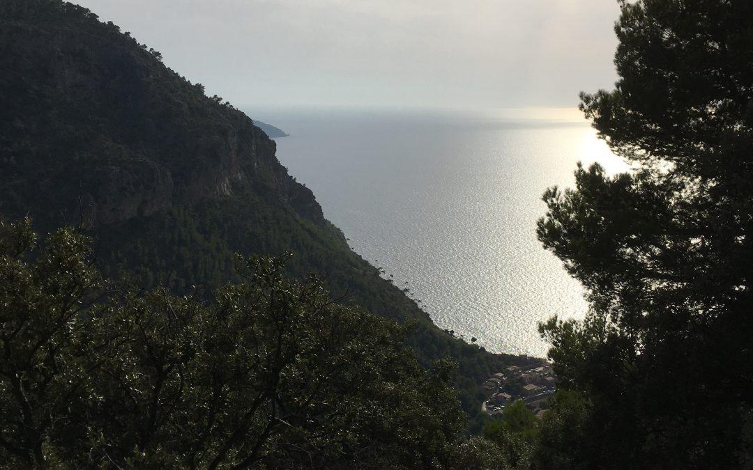 Mallorcan bay. How an innocent misunderstanding leads to unnecessary mental distress