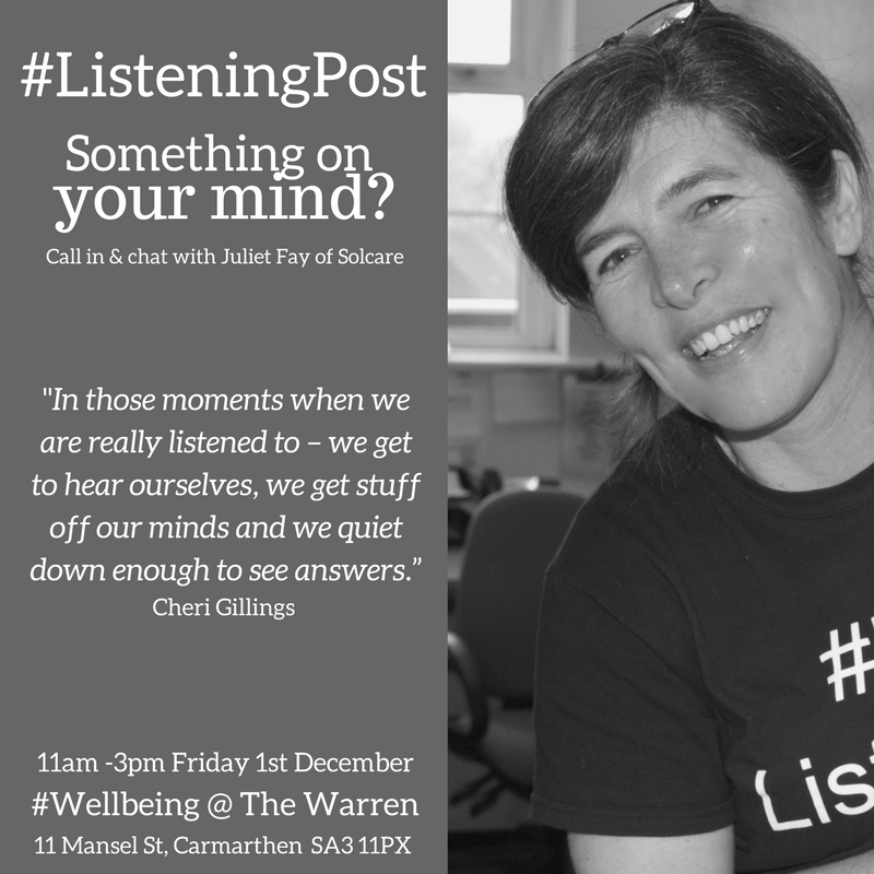 The Warren #ListeningPost
